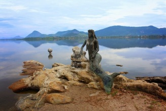 26 de Maio - Monumento da Sereia - Maricá (RJ) 203 Anos
