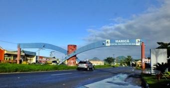 26 de Maio - Pórtico de Maricá (RJ) 203 Anos