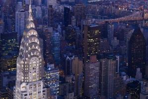 28 de Maio - 1930 — O Chrysler Building é inaugurado na Cidade de Nova Iorque, tornando-se o prédio mais alto do mundo.