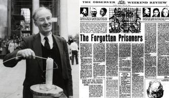 28 de Maio - 1961 — Artigo do advogado Peter Benenson, intitulado 'The forgotten prisoners' é publicado no jornal The Observer, o marco para a criação da Anistia Internacional.