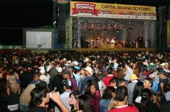28 de Maio - Capital Baiana do Forró - Senhor do Bonfim (BA) - 132 Anos.