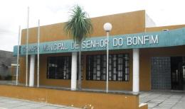 28 de Maio - Câmara Municipal — Senhor do Bonfim (BA) - 132 Anos.