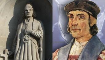 29 de Maio - 1500 — Bartolomeu Dias, explorador português (n. 1450).