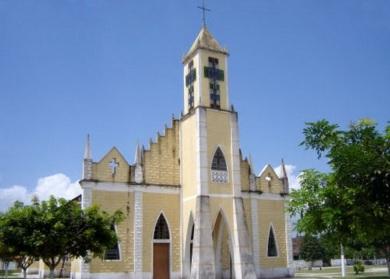 29 de Maio - Igreja Matriz de N. Sra. da Conceição - Ourém (PA) - 255 Anos