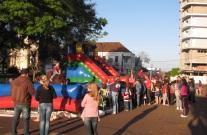 3 de Maio - Domingo na Praça - Três de Maio (RS) - Promoção Brigada Militar e Consepro.
