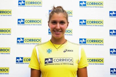 30 de Maio - 1996 - Beatriz Haddad Maia - tenista brasileira.