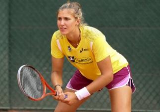 30 de Maio - 1996 - Beatriz Haddad Maia, tenista brasileira.