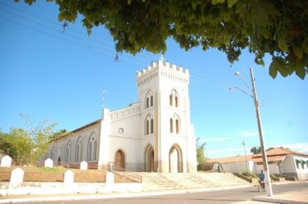 30 de Maio - Catedral Nossa Senhora da Conceição - Conceição do Araguaia (PA) - 120 Anos