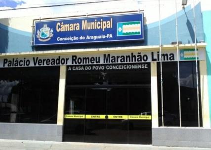 30 de Maio - Câmara Municipal - Conceição do Araguaia (PA) - 120 Anos