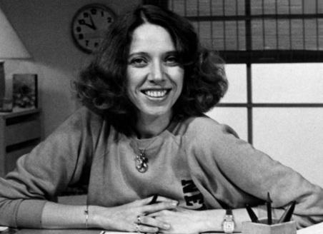 31 de Maio - 1948 - Marília Gabriela - jornalista, atriz, apresentadora de televisão brasileira, jovem, TV Mulher, Globo.