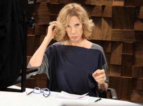 31 de Maio - 1948 - Marília Gabriela - jornalista, atriz, apresentadora de televisão brasileira.
