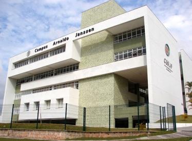31 de Maio - Centro de Ensino Superior de Juiz de Fora (CES-JF), dois de seus cinco campus na cidade (MG) - 167 Anos.