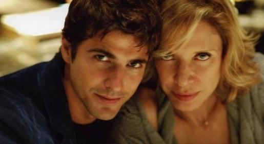 31 de Maio - Marília Gabriela com Reynaldo Gianecchini.
