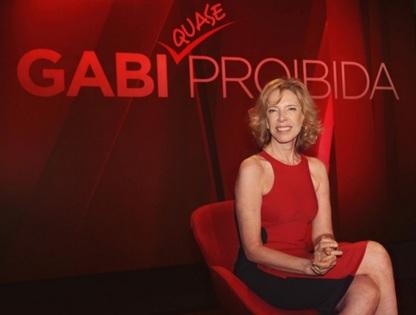 31 de Maio - Marília Gabriela em Gabi Quase Proibida.