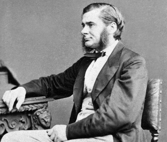 4 de Maio - 1825 – Thomas Henry Huxley, o 'buldogue de Darwin', biólogo britânico, evolucionista e criador do termo 'agnosticismo' (m. 1895).