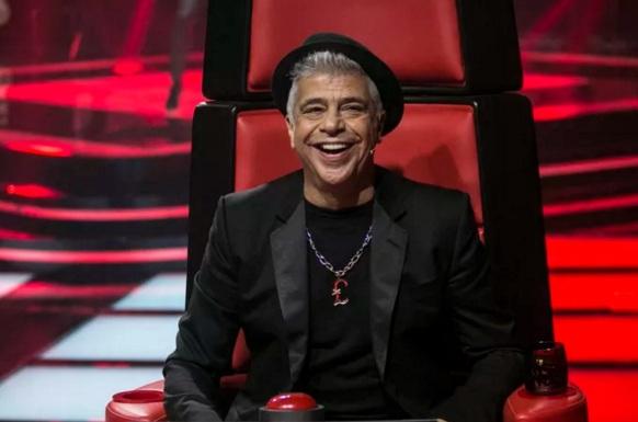 4 de Maio - 1953 - Lulu Santos - compositor e músico brasileiro no The Voice Brasil.