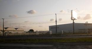 4 de Maio - Área industrial no bairro de Prazeres – Jaboatão dos Guararapes (PE).