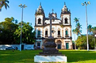 4 de Maio - Igreja de Nossa Senhora dos Prazeres dos Montes Guararapes – Jaboatão dos Guararapes (PE).