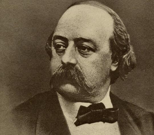 8 de Maio - 1880 — Gustave Flaubert, escritor francês (n. 1821).