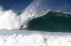 8 de Maio - Saquarema (RJ) — Surf.