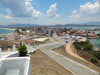 8 de Maio - Saquarema (RJ) — Vista do mar.