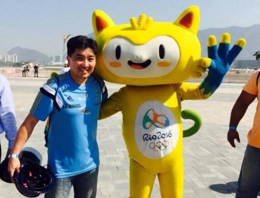 9 de Maio - 1969 – Hugo Hoyama - mesatenista brasileiro nas Olimpíadas do Rio, 2016.