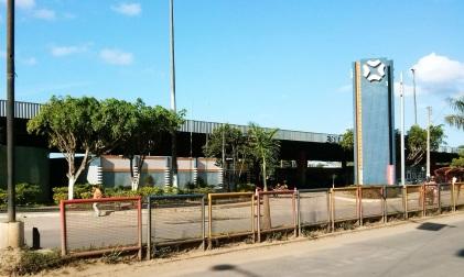 9 de Maio - Estação Rodoviária — Teixeira de Freitas (BA).