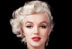 1 de Junho - 1926 – Marilyn Monroe, atriz estadunidense, close.