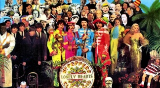 1 de Junho - 1967 – Os Beatles lançam o álbum Sgt. Pepper_s Lonely Hearts Club Band, um dos mais aclamados álbuns da história do rock e número 1 de todos os tempos segundo a rev