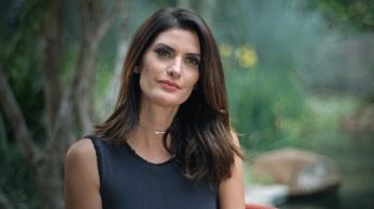 1 de Junho - 1977 – Isabella Fiorentino, modelo brasileira.