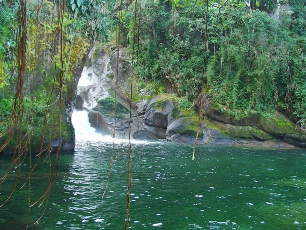 1 de Junho - As águas do Parque Nacional de Itatiaia - RJ.