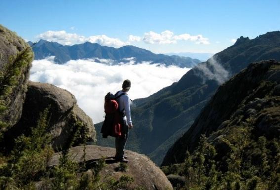 1 de Junho - Caminhada e alpinismo no Parque Nacional de Itatiaia - RJ.
