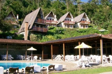 1 de Junho - Hospedagem - Parque Nacional de Itatiaia - RJ.