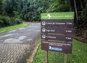 1 de Junho - Parque Nacional do Itatiaia - Placa de sinalização - RJ.