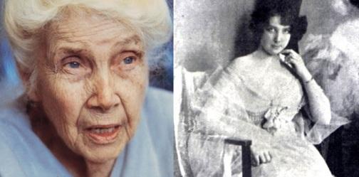 10 de Junho - 1886 — Nair de Tefé, cartunista, cantora e pianista brasileira, esposa do marechal Hermes da Fonseca (m. 1981, na mesma data).