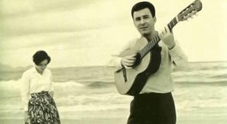 10 de Junho - Astrud e João Gilberto.