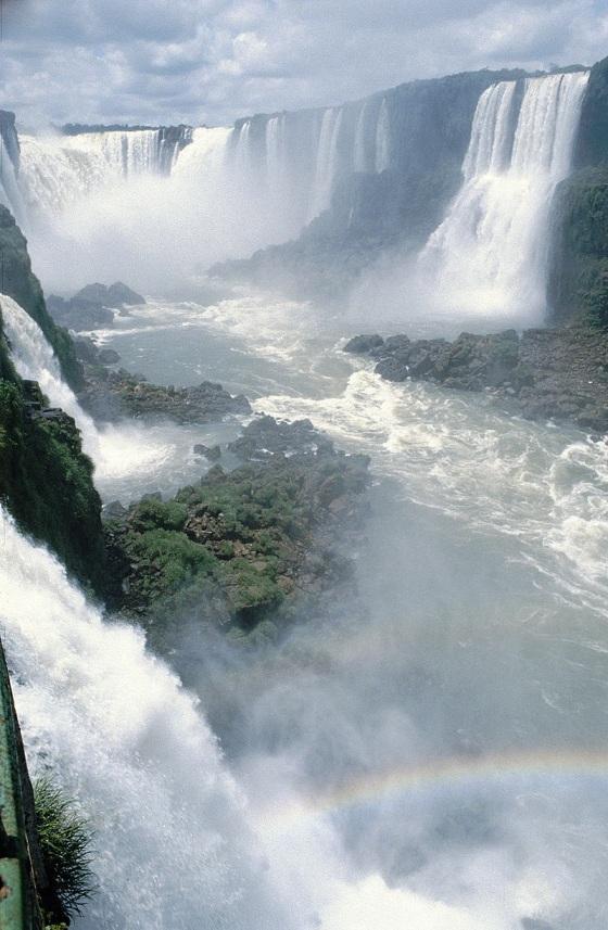 10 de Junho - Parque Nacional do Iguaçu - Cataratas - Foz do Iguaçu (PR) - 103 Anos.