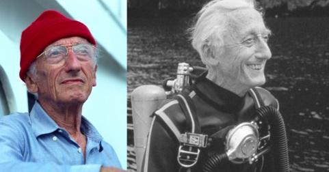 11 de Junho - 1910 – Jacques Cousteau, explorador e inventor francês.