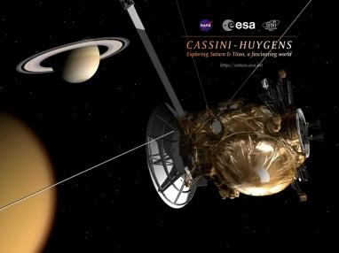 11 de Junho - 2004 – A sonda Cassini-Huygens atinge a máxima aproximação a Febe.