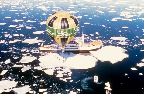 11 de Junho - A série de TV 'A Odisseia' ajudou Cousteau financeiramente para que ele pudesse continuar a pesquisa a bordo do Calypso.