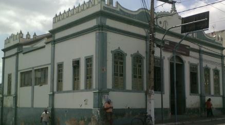 11 de Junho - Antiga Prefeitura Municipal - Brumado (BA) - 140 Anos.