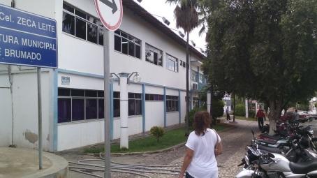 11 de Junho - Atual Prefeitura Municipal - Brumado (BA) - 140 Anos.