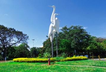 13 de Junho - Monumento das Três Garças - Guaratinguetá (SP) - 387 Anos.