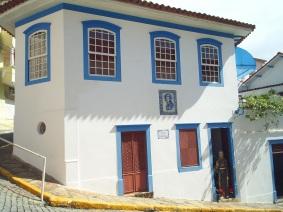 13 de Junho - Museu Histórico Casa de Frei Galvão no Centro Histórico - Guaratinguetá (SP) - 387 Anos.