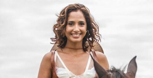 14 de Junho - 1977 – Camila Pitanga, atriz brasileira.
