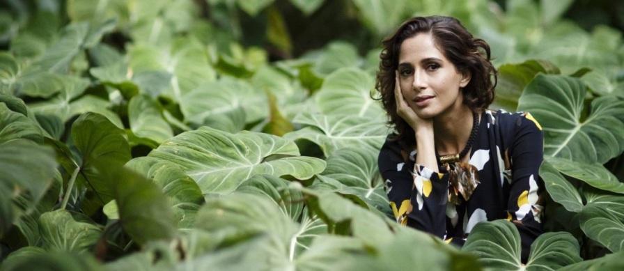 14 de Junho - Camila Pitanga - atriz brasileira.