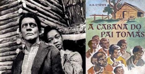14 de Junho - Sérgio Cardoso e Ruth de Souza em cena de 'A Cabana do Pai Tomás', exibida em 1965 e que tinha a atriz como protagonista. Obra baseada no livro de Harriet Beecher Stowe.