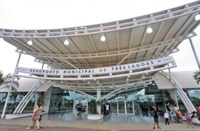 15 de Junho - Aeroporto Municipal de Três Lagoas (MS) — 102 Anos.