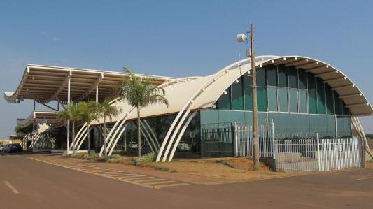 15 de Junho - Aeroporto Regional da cidade — Três Lagoas (MS) — 102 Anos.