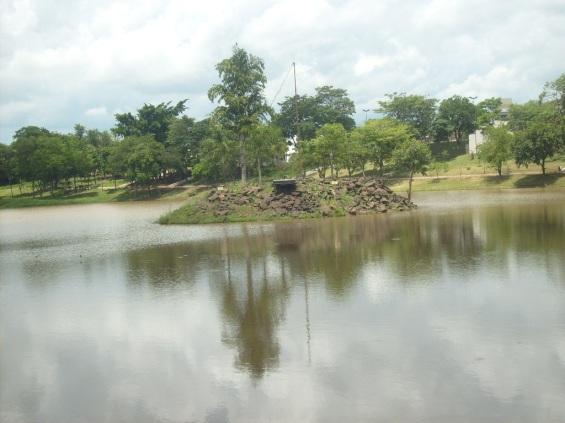 16 de Junho - Lago Municipal — Bariri (SP) — 127 Anos.